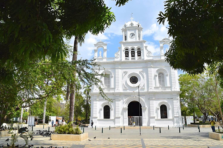 Montería Colombia centrum