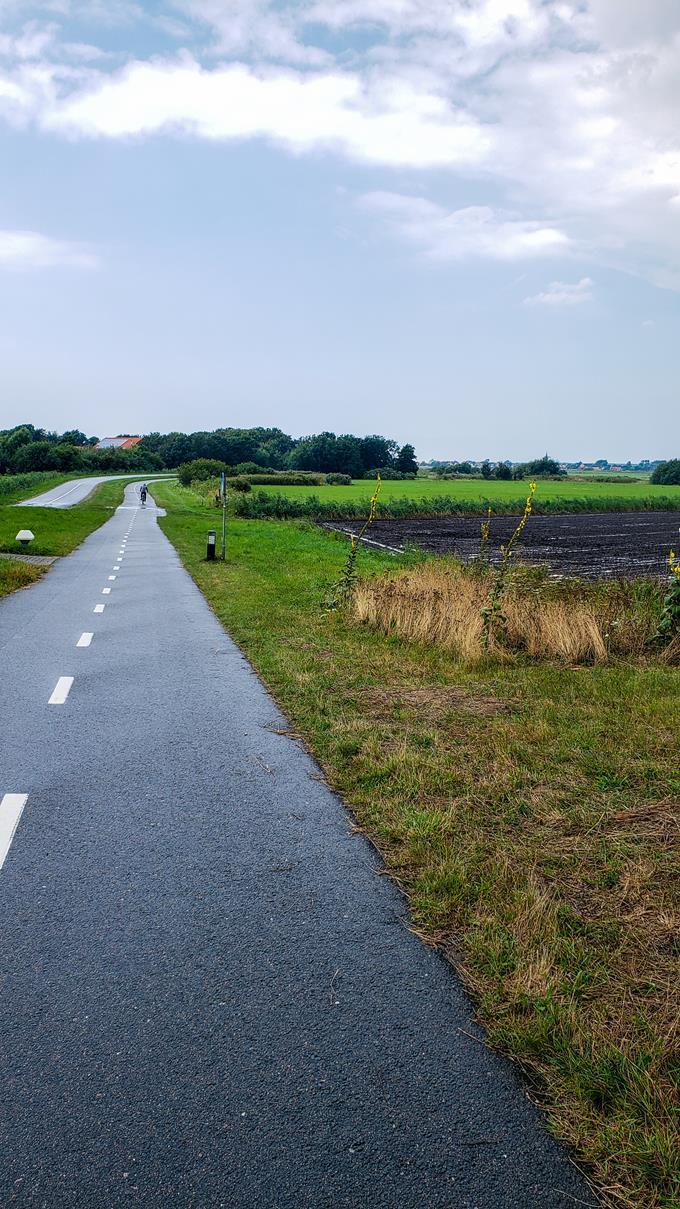 Fietsroute Texel