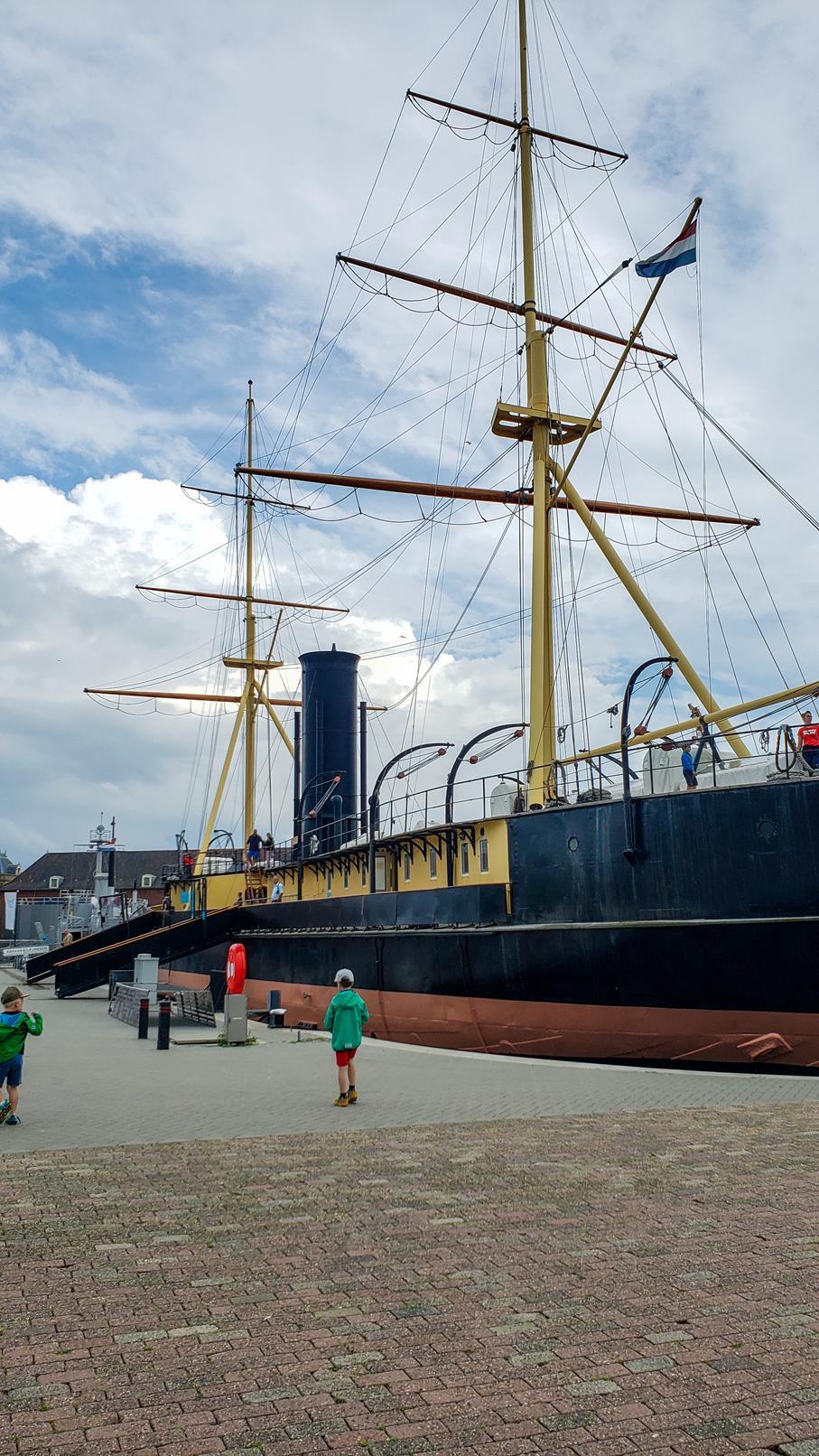 Marine museum Den Helder