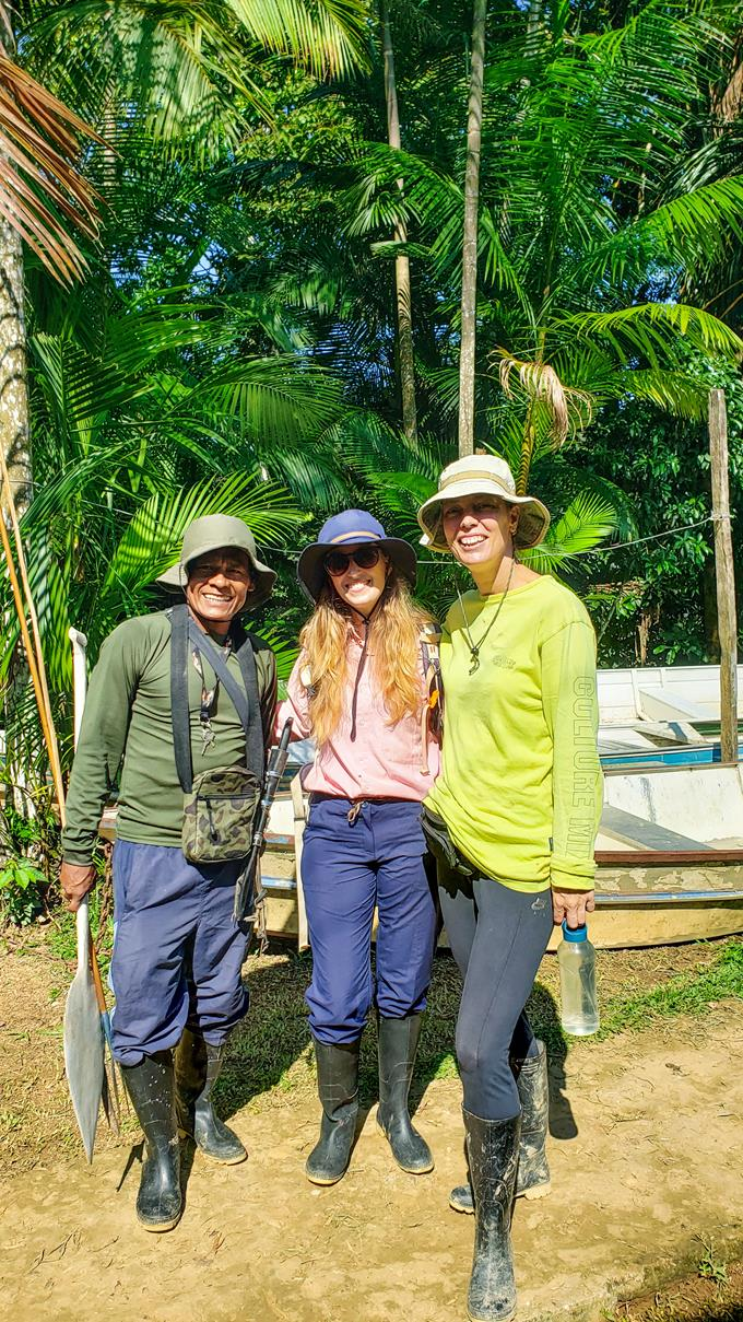 Welke kleding voor Amazone Colombia